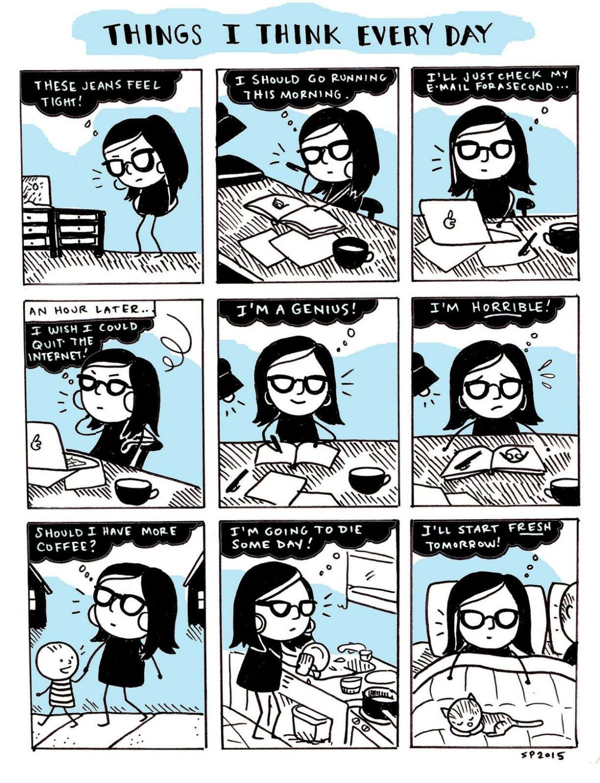 Confessions of a RandomBlogger